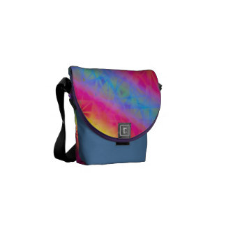 Rainbow Style Messenger Bag