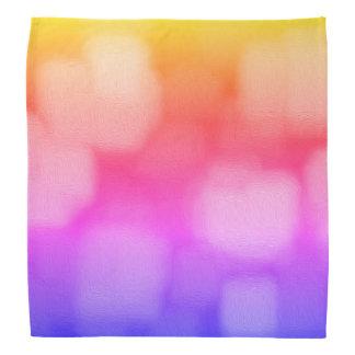 Rainbow Stylish Pattern Bandana