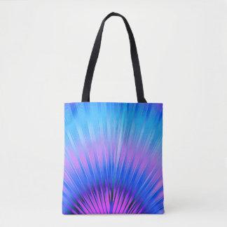 Rainbow Stylish Pattern Tote Bag