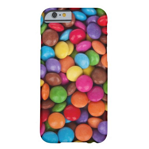 Rainbow sugar candies sweet candy photograph photo iPhone 6 case