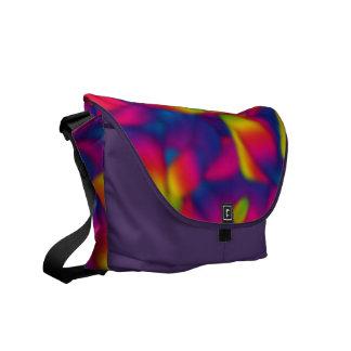 Rainbow Sumo Messenger Bag
