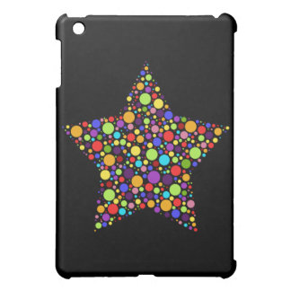 Rainbow Superstar iPad Mini Cover