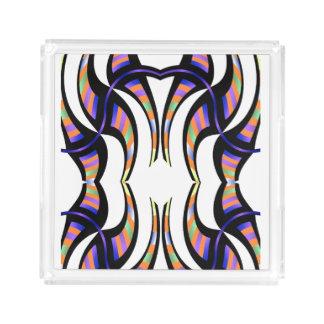 Rainbow Surprise Perfume Tray for Women-