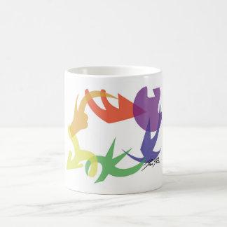Rainbow Swirl Images: Mug