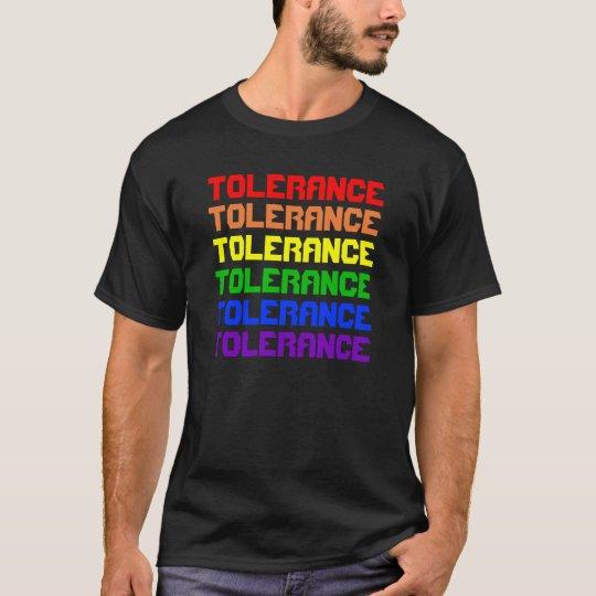 Rainbow Text Shirt Template