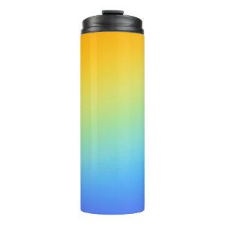 rainbow thermal tumbler