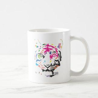 Rainbow Tiger Mugs