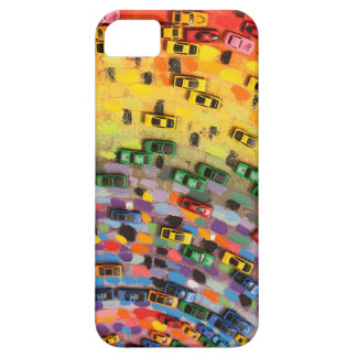 Rainbow Toy Cars iPhone 5 Cover