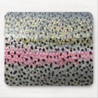 Rainbow Trout by PatternWear© Mouse Mat