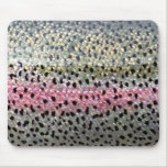 Rainbow Trout by PatternWear© Mousepads