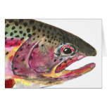 Rainbow Trout Fish Cards