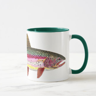 Rainbow Trout Fish Mug