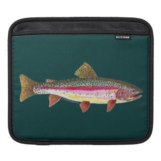 Rainbow Trout Fish Sleeves For iPads