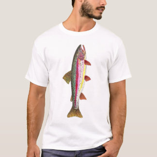 Rainbow Trout Fish T-Shirt