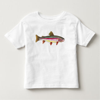 Rainbow Trout Fish Toddler T-Shirt