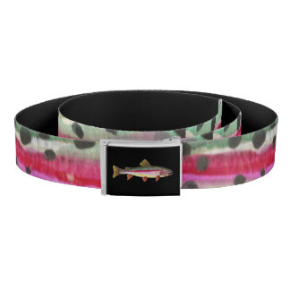 Rainbow Trout Fisherman's Belt