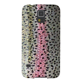 Rainbow Trout Galaxy S5 Cases