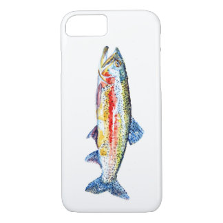 Rainbow Trout iPhone 7 Case