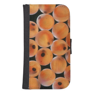 Rainbow Trout (Oncorhynchus Mykiss) Roe Samsung S4 Wallet Case