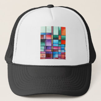 Rainbow Trucker Hat