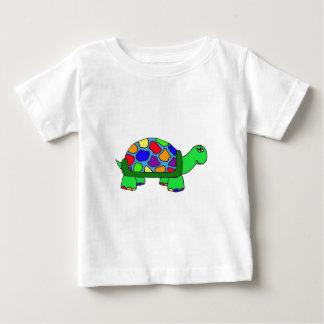 Rainbow Turtle Baby T-Shirt