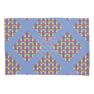 Rainbow Twist Pillowcase