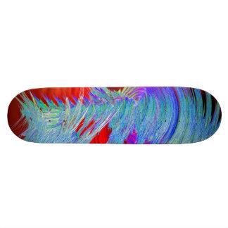 Rainbow Twister Skateboard