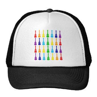 Rainbow Ukes Cap