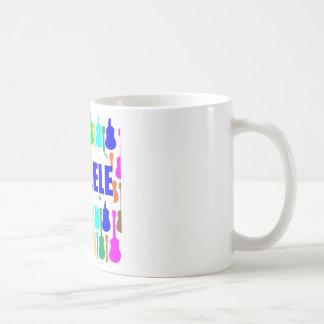 Rainbow Ukuleles Coffee Mug