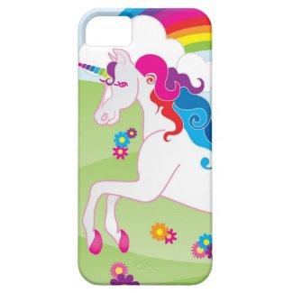 Rainbow Unicorn iPhone Case
