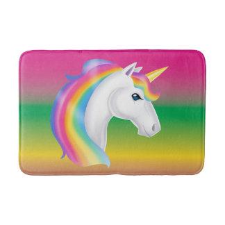 Rainbow Unicorn Bath Mat