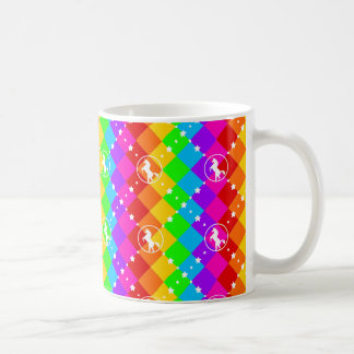 Rainbow Unicorn Coffee Mug