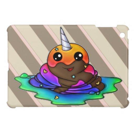 Squishy Unicorn Poop : Rainbow Unicorn Poop iPad Mini Case Zazzle