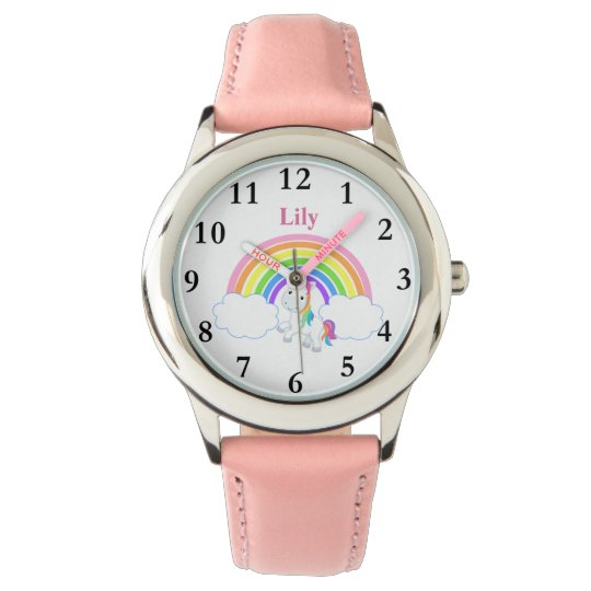 Unicorn girls watch