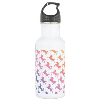 Rainbow Unicorns 532 Ml Water Bottle
