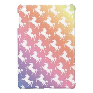 Rainbow Unicorns II Case For The iPad Mini