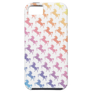 Rainbow Unicorns iPhone 5 Case
