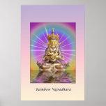 Rainbow Vajradhara Poster