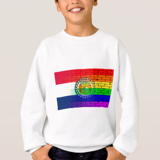 Rainbow Wall Missouri Sweatshirt