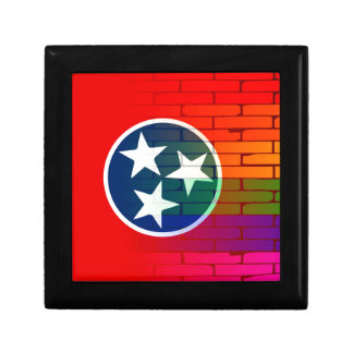 Rainbow Wall Tennessee Gift Box