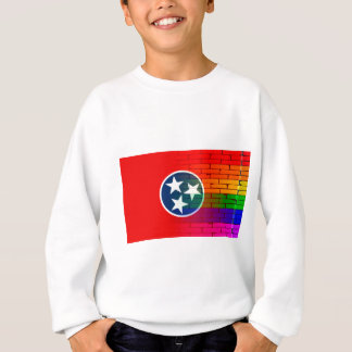 Rainbow Wall Tennessee Sweatshirt