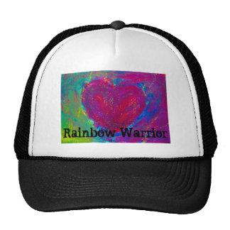 Rainbow Warrior Cap