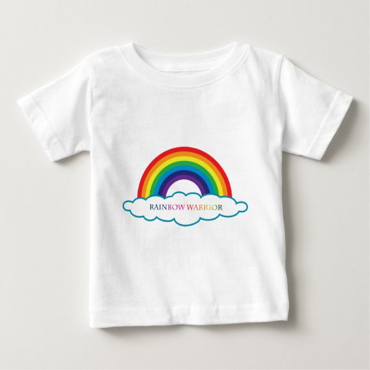 Rainbow Warrior collections Baby T-Shirt