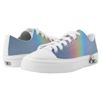 Rainbow Warrior Low Tops