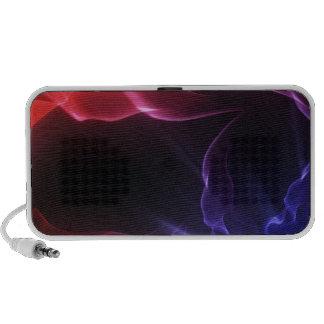 Rainbow wave speaker system