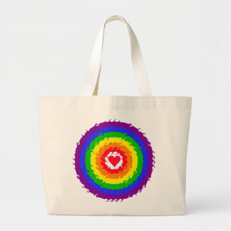 Rainbow Wheel bag