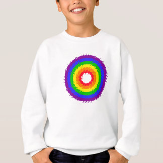 Rainbow Wheel shirt - choose style & color