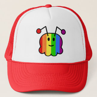 Rainbow Wibble Hat