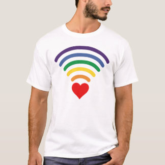 RAINBOW WIFI T-Shirt