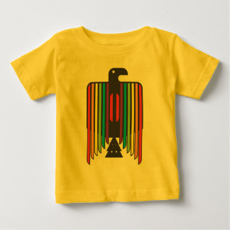 Rainbow Winged Thunderbird Baby T-Shirt